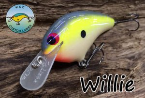 WEC CustomLures/Willie