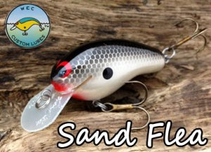 WEC CustomLures/Sand Flea