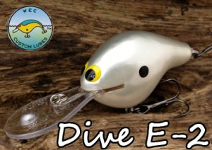 WEC CustomLures/Dive E-2