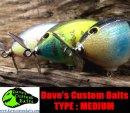 Dave's Custom Baits/Black Market Balsa 【Buzz】
