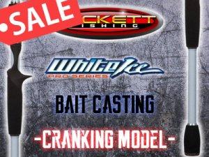【送料無料】White Ice/Casting Crankining model