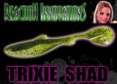 REACTION INNOVATIONS/TRIXIE SHAD