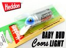 Heddon/ Coors LIGHT / Baby Bud 【廃版商品】