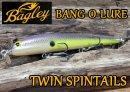 Bagley/Bang-O-Lure  - TWIN SPINTAILS【国内未入荷モデル】