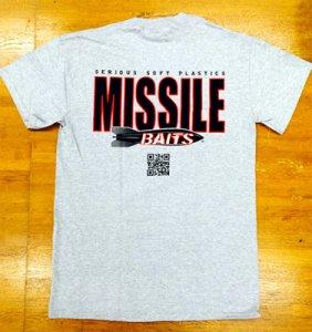 MISSILEBAITS/T-shirts