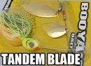 BOOYAH/TANDEM BLADE 【1/2oz】