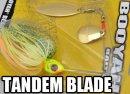 BOOYAH/TANDEM BLADE 【3/8oz】
