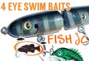 FISHJC/4 Eye Swim baits