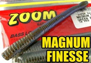 ZBC/MAGNUM FINESSE WORM