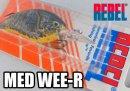 【廃盤商品!】 REBEL/MED WEE-R