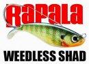 Rapala/ WEEDLESS SHAD