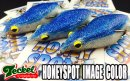 Teckel lure/HONEYSPOT IMAGE COLOR  【HONKER】