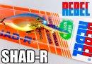 【廃盤商品】 REBEL/SHAD-R