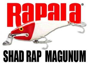 Rapala/SHAD RAP MAGNUM