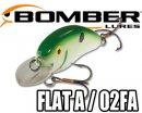 BOMBER/Flat A 02FA