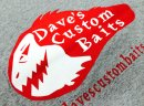 Dave's Custom Baits/Long T-shirts