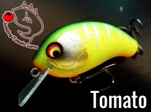Jumping Tomato Lures/トマト