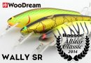 WooDream/WALLY SR 【Basser Allstar Classic 2014 限定カラー】