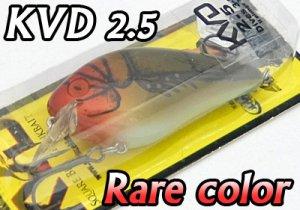 StrikeKing/KVD 2.5 【バスプロ オリジナルカラー!】