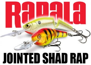 Rapala/JOINTED SHAD RAP 【限定復刻商品】