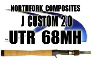 【送料無料】North Fork Composites/J CUSTOM 2.0 【UTR68MH】