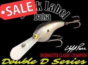 Black Label Tackle/Double D Series Crankbait