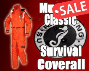 Mustang / Mustang Classic Survival Coverall