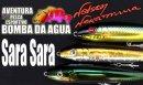 BOMBA DA AGUA/Sara Sara  【ボンバダ ファクトリーカラー】