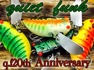 quiet funk/MING MING ZEMI TOY 【q.f 20th Anniversary】