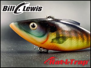 Bill Lewis Lures/Rat-L-Trap JPN特注モデル