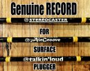 Genuine Recor/STEREOCASTER  ・ talkin'loud ・ Airgroove