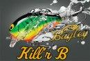 Bagley/Kill'rB 【真鍮アイ モデル】