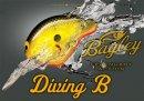 Bagley/Diving B 【真鍮アイ モデル】