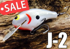 On The Line Crankbaits/J-2