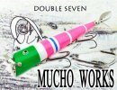 mucho works/DOUBLE SEVEN 【ブルーラインカラー】