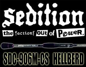 Sedition/SDC-906M-CS HELLBERD