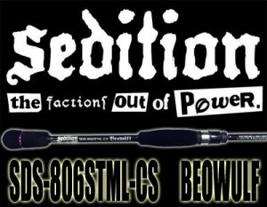 Sedition/SDS-806STML-CS BEOWULF