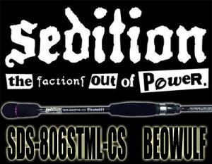 Sedition/SDS-806STML-CS BEOWULF