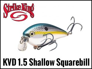 strikeking/KVD1.5 Shallow