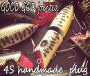 4S handmade plug/GOOD GOD jointed