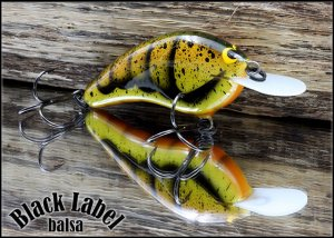 Black Label Tackle/Slim Crankbait