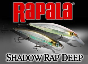 Rapala/Shadow Rap Deep【SDRD-11】