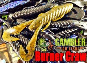 """GAMBLER/Burner Craw 4"""""""