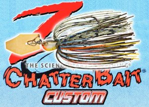 Z Man/Custom Chatterbaits