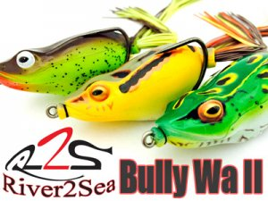 river2sea/Bully Wa II