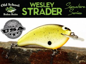 <img class='new_mark_img1' src='https://img.shop-pro.jp/img/new/icons55.gif' style='border:none;display:inline;margin:0px;padding:0px;width:auto;' />Old School Baits/Wesley Strader Crankbaits 【W1】