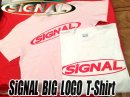 SiGNAL BIG LOGO T-Shirt