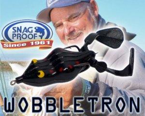 Snag Proof スナッグプルーフ/Wobbletron Frog