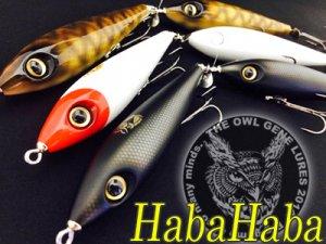 THE OWL GENE LURE'S/HabaHaba