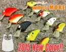 10FtU/WARA3 widell MORE 【2015 New Color!】
